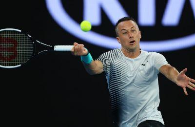 Ο Φίλιπ Κολσράιμπερ θα είναι αντίπαλος του Στέφανου Τσιτσιπά στον δεύτερο γύρο του Αυστραλιανού Open