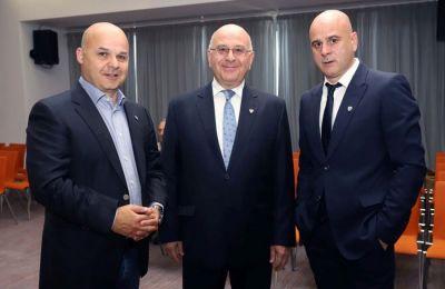 Πουλλαΐδης, Χαμπουλλάς και Κετσπάγια ακολουθούν το δικό τους δρόμο προς την επιτυχία