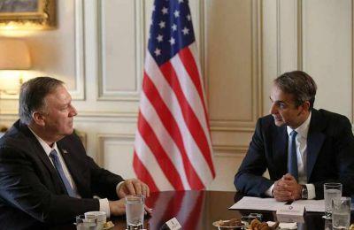 «Θα κάνουμε ό,τι μπορούμε για να στηρίξουμε τα παραπάνω στοιχεία» φέρεται να δήλωσε, επιπλέον, ο υπουργός Εξωτερικών των ΗΠΑ.