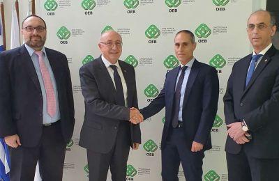 «Η Ομοσπονδία θα παρέχει κάθε δυνατή στήριξη για επίτευξη των στόχων και σκοπών του ΣΕΛΚ».