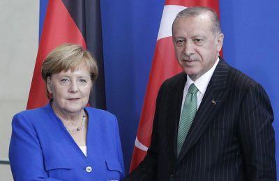Θα εγκαινιάσουν μαζί και τη νέα πανεπιστημιούπολη του Γερμανο-τουρκικού Πανεπιστημίου της Κωνσταντινούπολης.