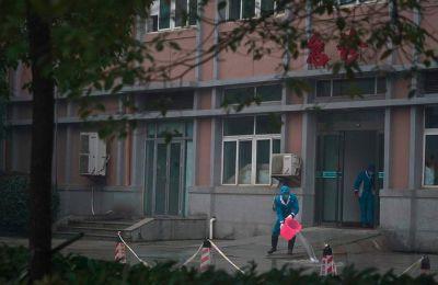 Επιβάτης από τη Σαγκάη κατέληξε σε νοσοκομείο Αγ. Πετρούπολης, με την υποψία ότι έχει προσβληθεί από τον ιό