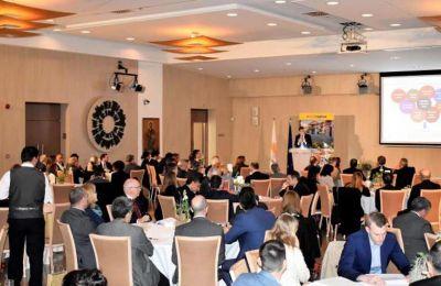 Η εκδήλωση ολοκληρώθηκε με την προσφορά κυπριακού προγεύματος, σε συνεργασία με τον Σύνδεσμο Αρχιμαγείρων Κύπρου.