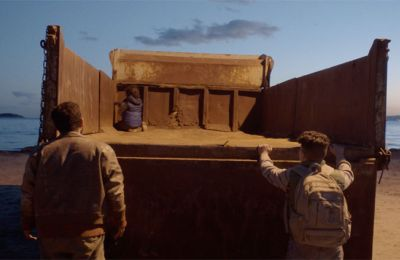 «Index», του Νικόλα Κόβολου που βραβέυτηκε στο φετινό Φεστιβαλ Ταινιών Μικρού Μήκους Δράμας