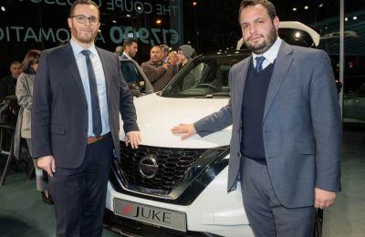 To νέο Nissan Juke έκλεψε τις εντυπώσεις και κέρδισε τον θαυμασμό