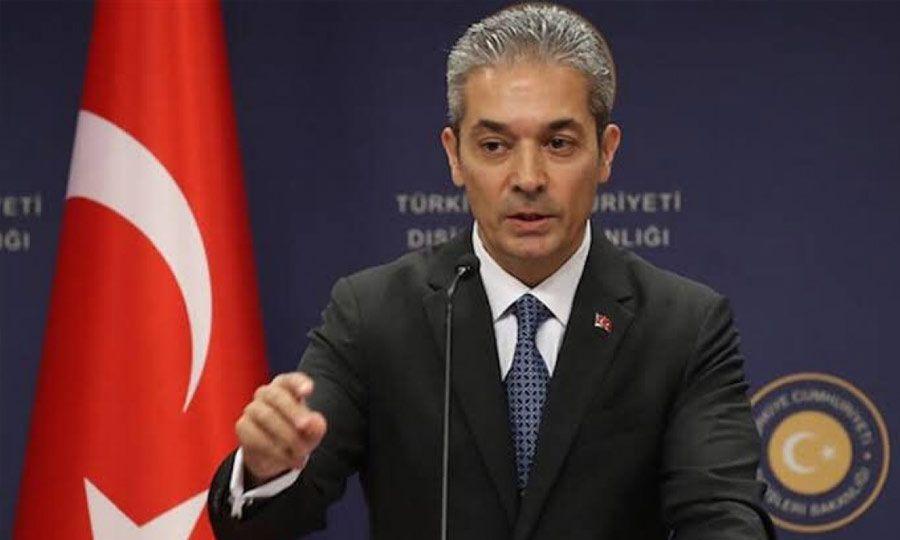 Χαμί Ακσόι: Έτοιμη για διάλογο με την Αθήνα η Άγκυρα , Η ...