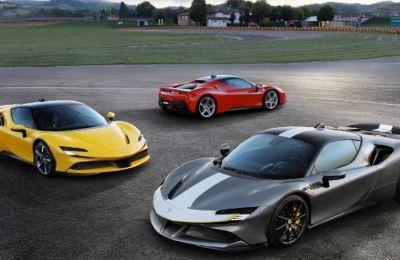Η Ferrari SF90 Stradale, διαθέτει έναν turbo κινητήρα 90 ° V8 ικανό να παράγει 780 ίππους