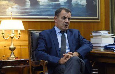 Ο κ. Παναγιωτόπουλος επεσήμανε ότι «ουδέποτε στο πρόσφατο παρελθόν δεν έχει επιδειχθεί από πλευράς της Τουρκίας τέτοια προκλητική συμπεριφορά».