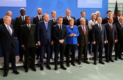 Ο ΟΗΕ κατηγόρησε ορισμένες χώρες που ήταν παρούσες στη διάσκεψη του Βερολίνου, χωρίς ωστόσο να τις κατονομάσει.
