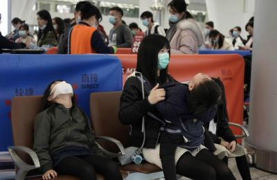Οι κινεζικές αρχές υγείας έχουν επιβεβαιώσει τη μετάδοση από άνθρωπο σε άνθρωπο.