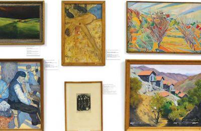 «Τα έργα τέχνης, στα οποία συγκαταλέγονται πολύ σημαντικά έργα Ελληνοκυπρίων και Ελλήνων καλλιτεχνών από τις πρώτες δεκαετίες του 20ου αιώνα μέχρι και τις αρχές της δεκαετίας του '70»