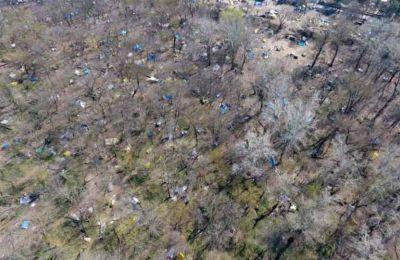 Οι εικόνες και τα video που μαρτυρούν την κατάσταση είναι συγκλονιστικές και αποκαρδιωτικές σχετικά με την περιβαλλοντική καταστροφή.