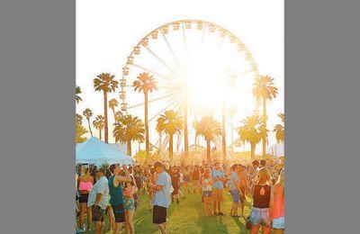 Το μεγάλο φεστιβάλ Coachella στην Καλιφόρνια αναβλήθηκε για τον Οκτώβριο
