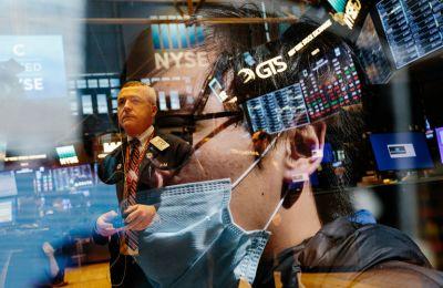 Ο δείκτης Dow Jones ενισχύθηκε κατά 0,83% στις 20.253,15 μονάδες. Ο S&P 500 ενισχύθηκε κατά 0,94% στις 2.431,94 μονάδες, ενώ ο Nasdaq Composite ενισχύθηκε κατά 1,36% στις 7.248,07 μονάδες