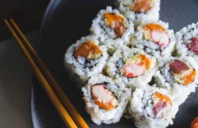 Παρήγγειλε λαχταριστά ρολάκια sushi από τα καλύτερα sushi bar της Κύπρου.