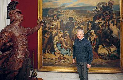 «Στόχος του μουσείου είναι, μέσω του επετειακού μας προγράμματος, να επανασυστήσει στο κοινό τις ιδέες, τις αιτίες, τα πρόσωπα, τα γεγονότα, τις συνθήκες και αποτελέσματα του Αγώνα της Ανεξαρτησίας»