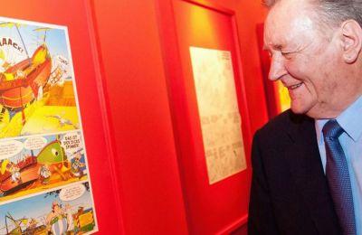 Ο Αστερίξ παραμένει το κόμικ που έχει μεταφραστεί στις περισσότερες γλώσσες -111 γλώσσες και διαλέκτους- παγκοσμίως