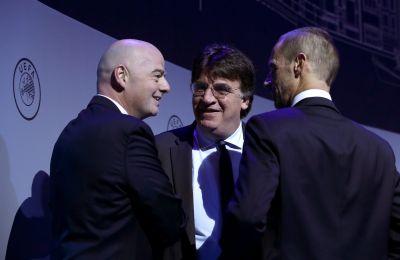 Τζιάνι Ινφαντίνο και Αλεξάντερ Τσέφεριν κρατούν τα κλειδιά του ποδοσφαίρου