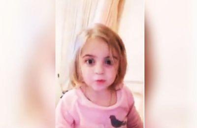 Είναι η στιγμή που ο Πρόεδρος Αναστασιάδης, «λυγίζει» ανθρώπινα μπροστά σε ένα ζευγάρι αθώα παιδικά μάτια