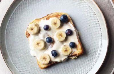 Κλινική διαιτολόγος με ειδίκευση στις Διατροφικές Διαταραχές μας δίνει τη δική της συνταγή για τα πιο healthy french toasts!