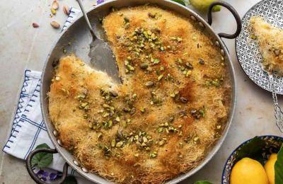Όταν το δοκιμάσετε, θα συμφωνήσετε μαζί μου. Είναι το cheesecake της Κύπρου!