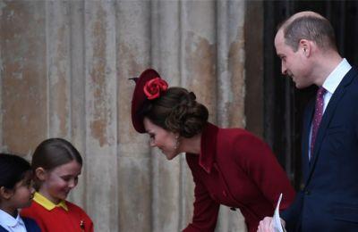 Η Kate Middleton, η οποία παρέα με τον σύζυγό της και τα παιδιά τους αυτοπεριορίστηκαν στο Anmer Hall στο Sandringham