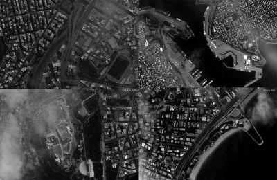 Η εταιρεία Maxar Technologies παραχώρησε στην «Κ» δορυφορικές φωτογραφίες κεντρικών σημείων της Αθήνας και του λιμανιού του Πειραιά από την 1η Απριλίου 2020