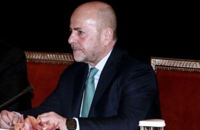Ο Γιάννης Αλαφούζος εξέφρασε τη θέση για πρόωρη λήξη της διοργάνωσης χωρίς τη διεξαγωγή πλέι-οφ και πλέι-άουτ