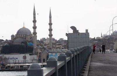 Ήδη έχει απαγορευτεί η έξοδος από το σπίτι για τους άνω των 65, υπενθύμισε ο πρόεδρος Ερντογάν.