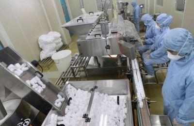 Ο κ. Νεοπτολέμου αναφέρθηκε στις προκλήσεις που δύναται να αντιμετωπίσει η κυπριακή φαρμακοβιομηχανία εν μέσω της πανδημίας του Covid-19.