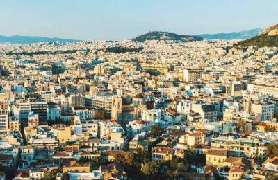 Μια Αθήνα άδεια και βουβή. Αυτό που της λείπει είναι αυτό που την κάνει ξεχωριστή και της δίνει ζωή (Φωτογραφίες - Έλενα Μιχαήλ)