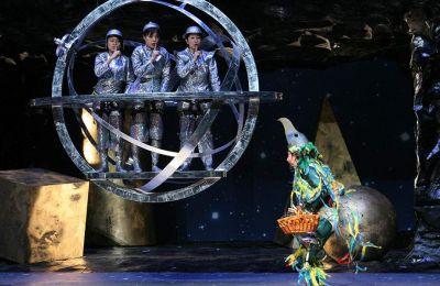 Τη Μεγάλη Τετάρτη θα προβληθεί ο «Μαγικός αυλός» του Μότσαρτ σε διασκευή για παιδιά