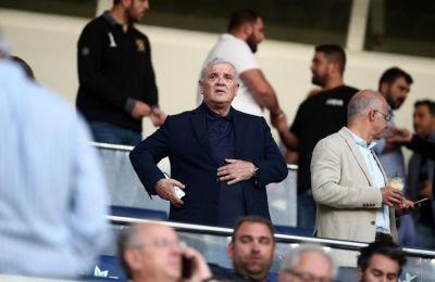 Ο Μελισσανίδης θα μείνει εκτός γηπέδων για μπόλικους μήνες