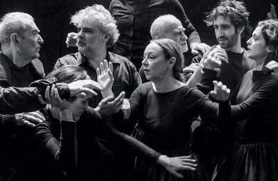 Η «Γκόλφω» του Νίκου Καραθάνου (2013), στη σκηνή Κοτοπούλη του Εθνικού Θεάτρου, ήταν συναρπαστική παράσταση
