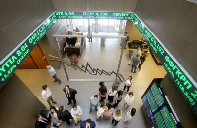 Η αξία των συναλλαγών ανήλθε στα 90,146 εκατ. ευρώ, ενώ διακινήθηκαν 91.602.681 μετοχές.