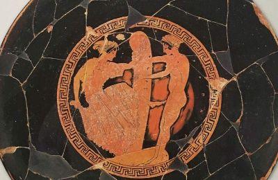 Σταμπολίδης Ν. - Τασούλας Γ. (επιμ.) 2009, Ερως. Από τη Θεογονία του Ησιόδου στην Υστερη Αρχαιότητα, Αθήνα, 264, αρ. 238