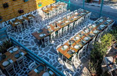 7 όμορφα ταβερνάκια με αυλή στη Λεμεσό