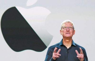 Ο διευθύνων σύμβουλος της Apple, Τιμ Κουκ, σε βιντεοσκοπημένη ομιλία του στο παγκόσμιο συνέδριο των δημιουργών λογισμικού και εφαρμογών