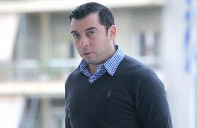 «Κάποιοι έχουν συντελέσει», κατέθεσε ο Νίκος Γεωργέας στη δίκη της «συμμορίας»