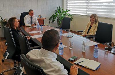 Η Ευρωπαϊκή Επιτροπή έχει προχωρήσει με μια ευρωπαϊκή στρατηγική στα θέματα εμβολίων, είπε η κα Κυριακίδου.