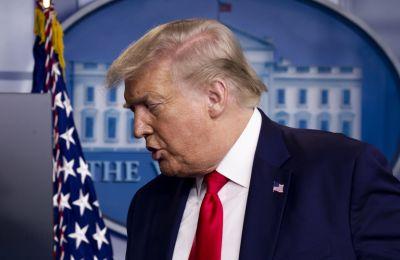 Στις αρχές του Ιουλίου, το Ανώτατο Δικαστήριο των ΗΠΑ απέρριψε τον ισχυρισμό του Τραμπ ότι χαίρει ασυλίας ως εκ του αξιώματός του.
