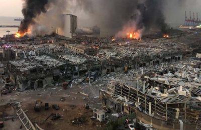 Η Χιροσίμα της Βηρυτού: 100 νεκροί, χιλιάδες τραυματίες