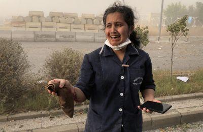 Ο πρωθυπουργός Χασάν Ντιάμπ άφησε υπόνοιες ότι η αμέλεια ήταν αυτή που οδήγησε στις εκρήξεις. Φωτογραφίες: ΚΥΠΕ