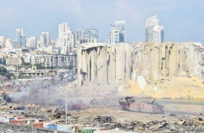 Βηρυτός - Κύπριοι μεταξύ των αστέγων