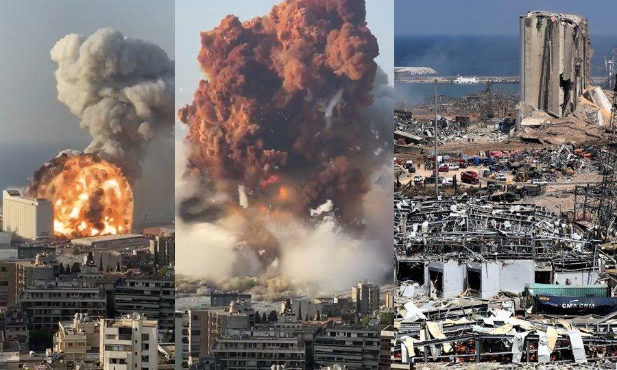 Τουλάχιστον 100 άνθρωποι σκοτώνονται. Οι τραυματίες ξεπερνούν τις 4.000.
