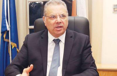 Ο Υπουργός Εσωτερικών εξέφρασε τα συλλυπητήριά του στην Πρέσβειρα του Λιβάνου για την τραγωδία στη χώρα.