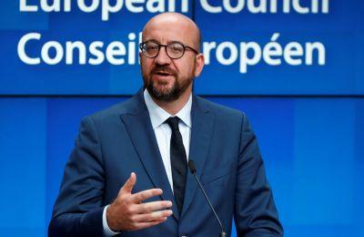 Σχέδια για έκτακτη σύνοδο φαίνεται ότι κάνει ο Πρόεδρος του Ευρωπαϊκού Συμβουλίου.