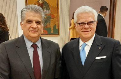 Το Πανεπιστήμιο Frederick και το Ελληνικό Ανοικτό Πανεπιστήμιο κατοχυρώνουν τη συνεργασία τους στην εξ αποστάσεως εκπαίδευση
