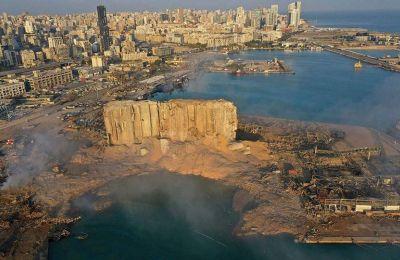Πάνω από 60 άνθρωποι συνεχίζουν να αγνοούνται στη Βηρυτό, τέσσερις ημέρες μετά την έκρηξη στο λιμάνι.