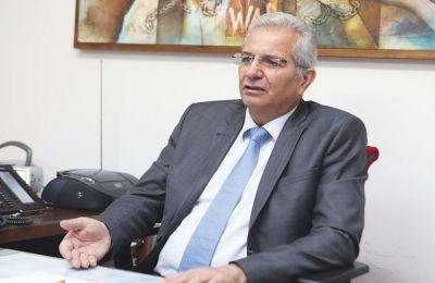 Δεν έχω ούτε προθέσεις, ούτε φιλοδοξίες. Οι όποιες προθέσεις μου υποτάσσονται στις συλλογικές αποφάσεις που παίρνει το κόμμα, λέει στην «Κ» ο κ. Κυπριανού.